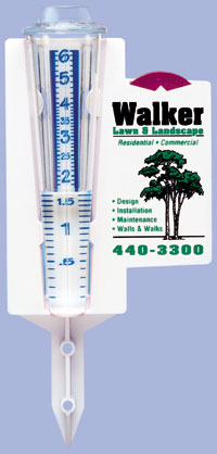 MORCO GREEN WAVE SR.RAIN GAUGE
